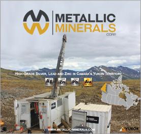 Metallic Minerals Corp. Presentation Thumbnail Image
