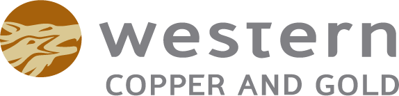 Western Copper and Gold Corp. Logo Image