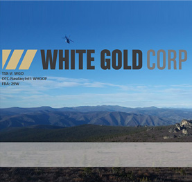 White Gold Corp. Presentation Thumbnail Image